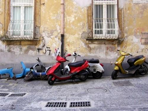 Mantenimiento Scooter