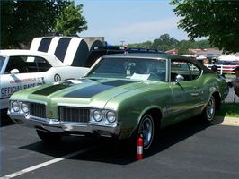 Oldsmobile Cutlass Historia
