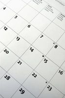 Cómo construir un calendario HTML de Eventos